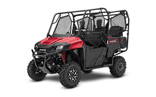 Honda Pioneer 700-4 Side-By-Side